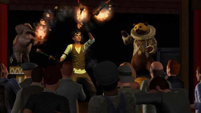Die Sims 3: Showtime - Screenshots - Bild 9