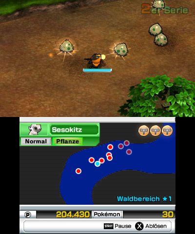 Super Pokémon Rumble - Screenshots - Bild 8