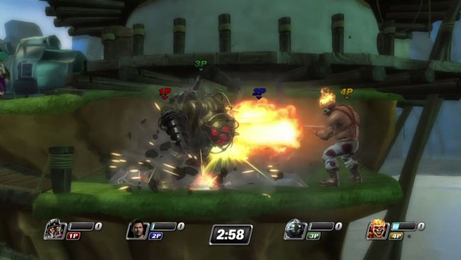 PlayStation All-Stars Battle Royale - Screenshots - Bild 12