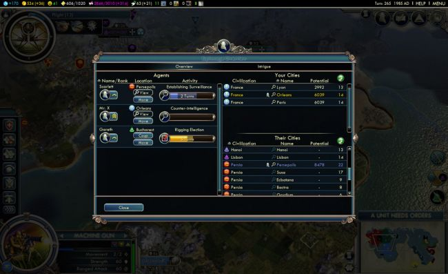 Civilization V: Gods & Kings - Screenshots - Bild 2