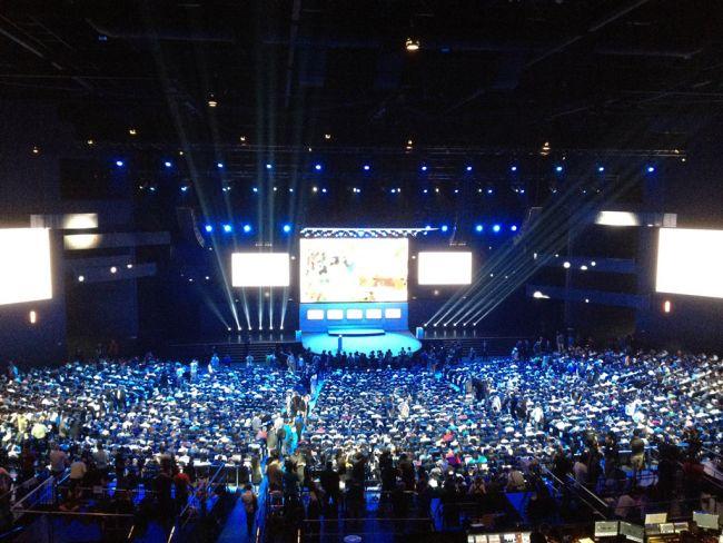 E3 2012 Fotos: Tag 1 - Artworks - Bild 4