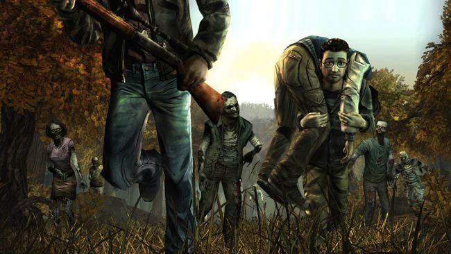 The Walking Dead: The Game Episode 2 - Screenshots - Bild 7