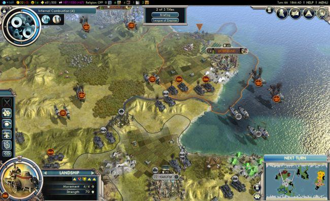 Civilization V: Gods & Kings - Screenshots - Bild 4