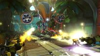 Ratchet & Clank: QForce - Screenshots - Bild 1