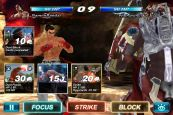 Tekken Card Tournament - Screenshots - Bild 1