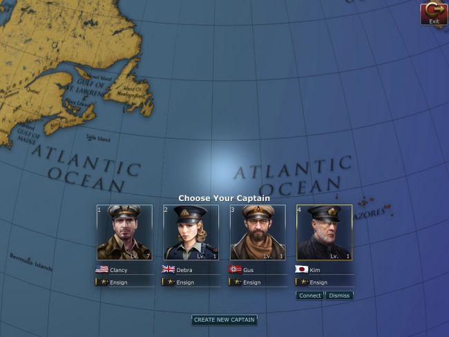 Navyfield 2: Conqueror of the Ocean - Screenshots - Bild 20