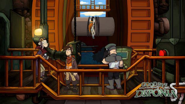 Goodbye Deponia - Screenshots - Bild 3