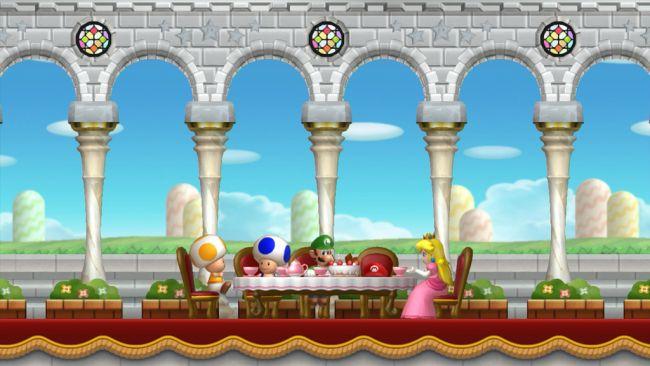 New Super Mario Bros. U DLC: New Super Luigi U - Screenshots - Bild 10
