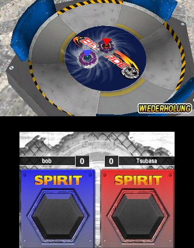 Beyblade: Evolution - Screenshots - Bild 12