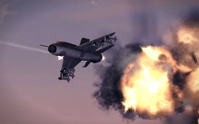 Air Conflicts: Vietnam - Screenshots - Bild 14