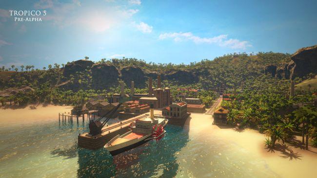 Tropico 5 - Screenshots - Bild 1