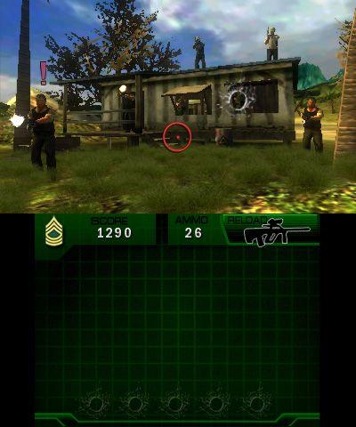 Heavy Fire: Black Arms 3D - Screenshots - Bild 6