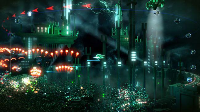 Resogun - Screenshots - Bild 5