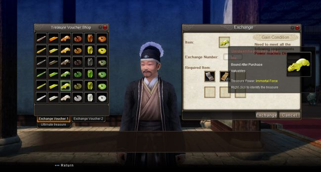 Age of Wulin: Legends of Mount Hua - Screenshots - Bild 67