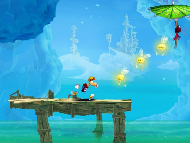 Rayman Fiesta Run - Screenshots - Bild 2