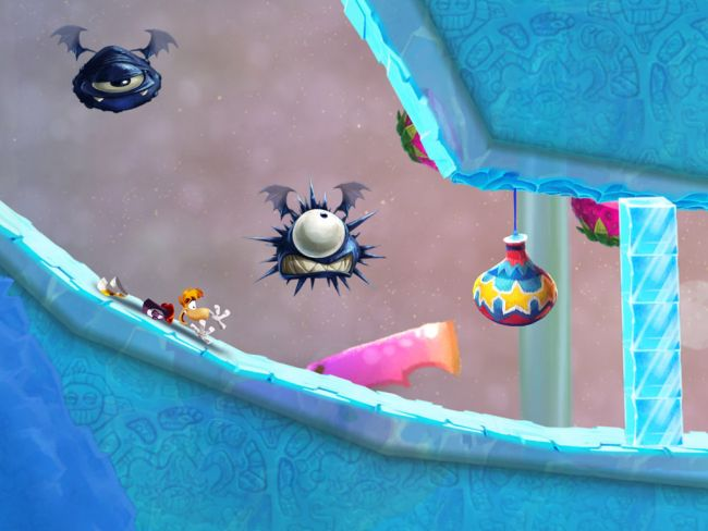 Rayman Fiesta Run - Screenshots - Bild 4