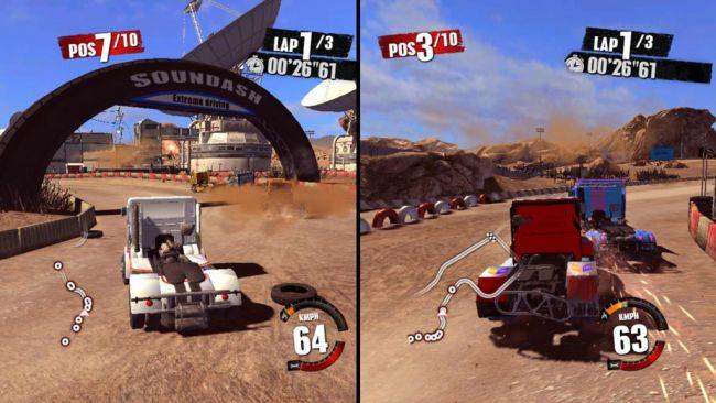 Truck Racer - Screenshots - Bild 2