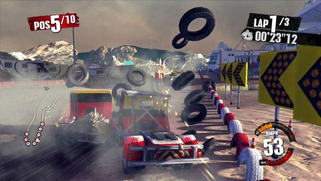 Truck Racer - Screenshots - Bild 9