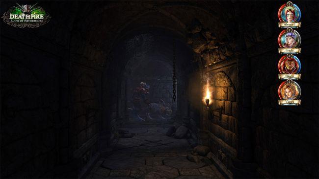 Deathfire: Ruins of Nethermore - Screenshots - Bild 1