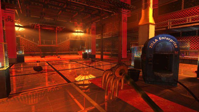 Viscera Cleanup Detail: Shadow Warrior - Screenshots - Bild 1