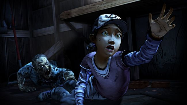 The Walking Dead: Season 2 - Screenshots - Bild 1