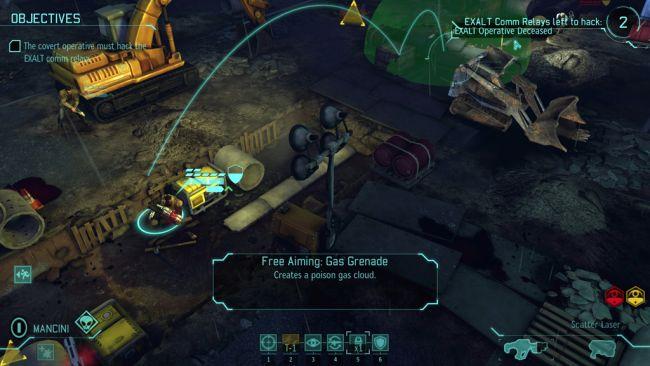 XCOM Enemy Within - Screenshots - Bild 1