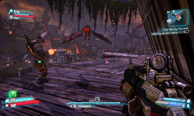 Borderlands 2 DLC: Headhunter 1: TK Baha's Bloody Harvest - Screenshots - Bild 1