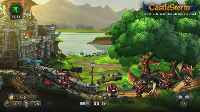 CastleStorm - Screenshots - Bild 1