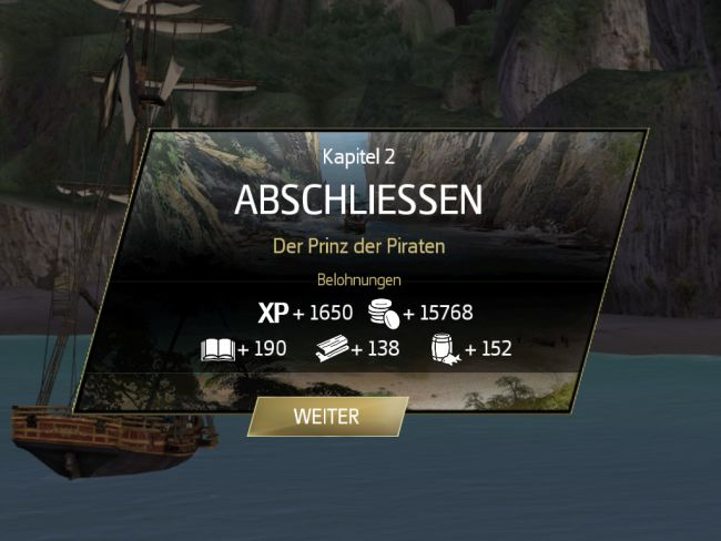 Assassin's Creed: Pirates - Screenshots - Bild 24