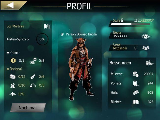 Assassin's Creed: Pirates - Screenshots - Bild 44
