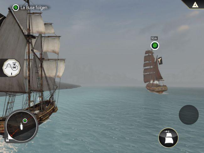 Assassin's Creed: Pirates - Screenshots - Bild 1