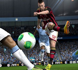 FIFA 14 Next Gen - Preview