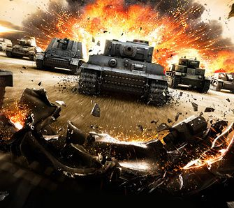 World of Tanks - Test