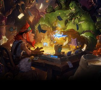Hearthstone: Heroes of WarCraft - Special