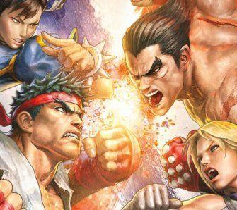 Street Fighter X Tekken - Test
