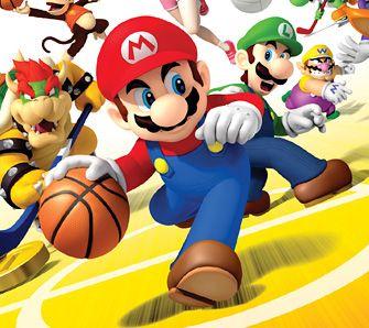 Mario-Sportspiele - Special