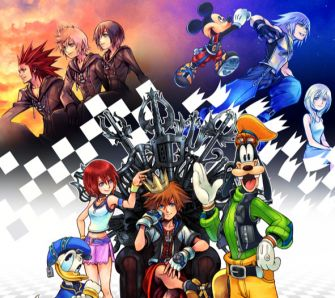 Kingdom Hearts HD 1.5 Remix - Preview