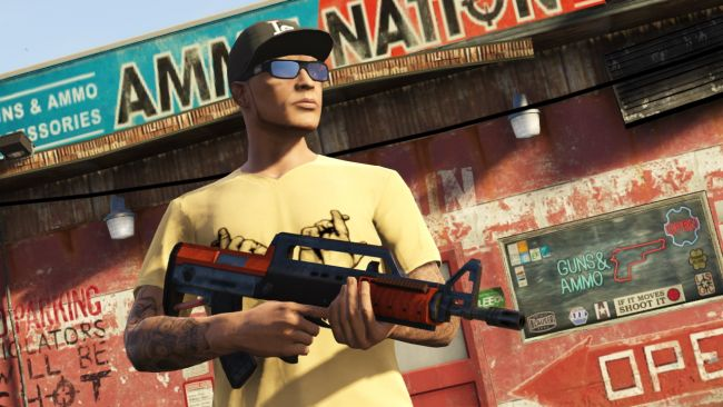 Grand Theft Auto Online - Screenshots - Bild 4