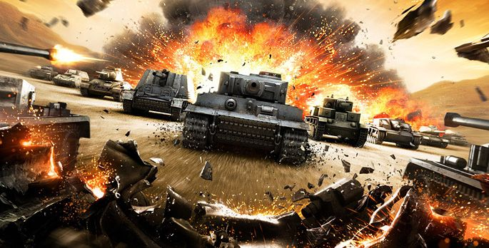 World of Tanks - Preview