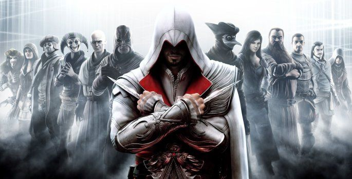 Assassin's Creed: Brotherhood - Komplettlösung