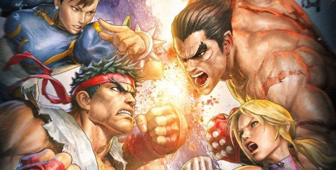 Street Fighter X Tekken - Preview