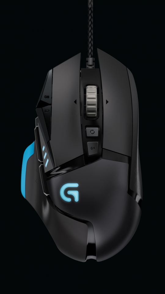 Logitech G502 Gaming Mouse & G440 Gaming Mouse Pad - Artworks - Bild 7