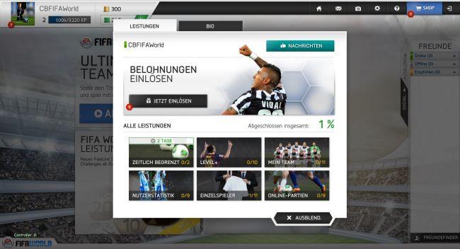 FIFA World - Screenshots - Bild 2