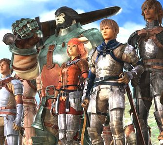 Final Fantasy XI - Test