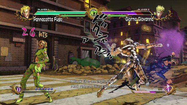 JoJo's Bizarre Adventure: All Star Battle DLC - Screenshots - Bild 6