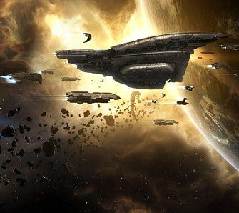EVE Online: Die Schlacht um B-R - Special