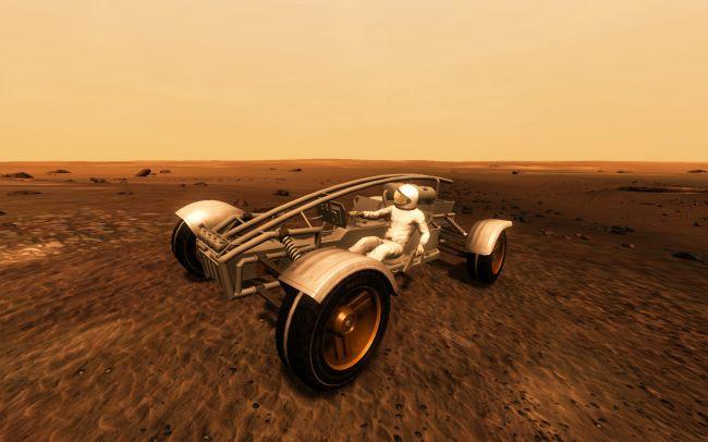 Take on Mars - Screenshots - Bild 11