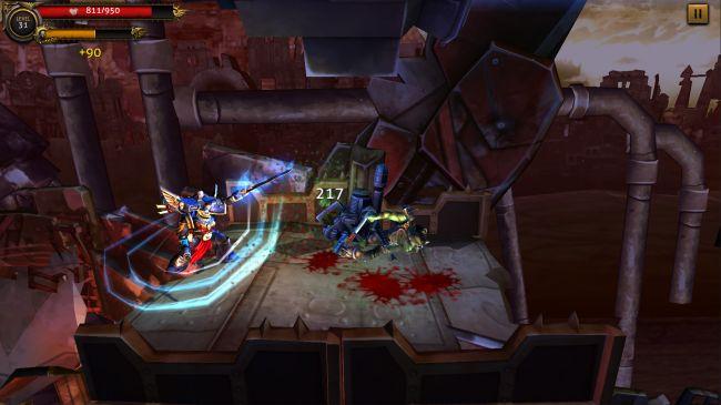 Warhammer 40.000: Carnage - Screenshots - Bild 30
