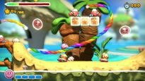 Kirby and the Rainbow Curse - Screenshots - Bild 9