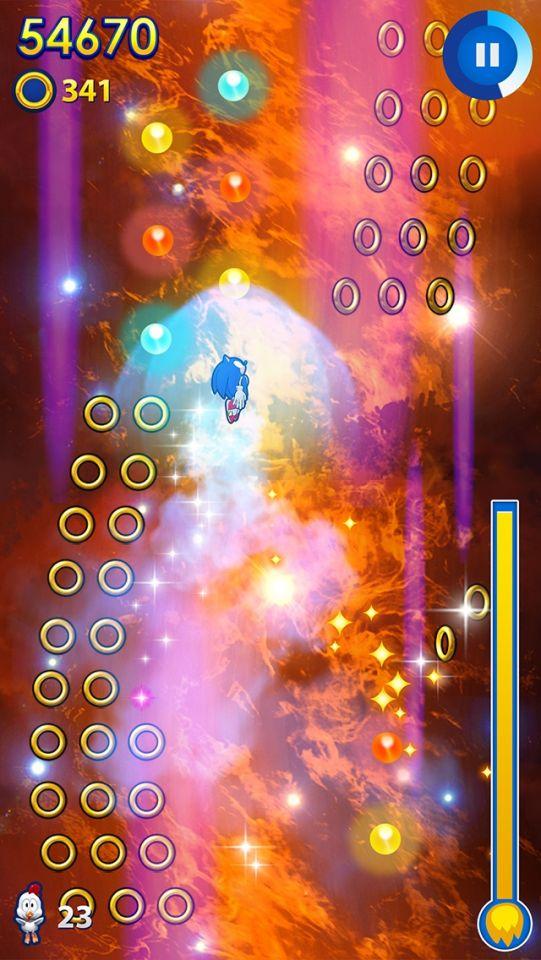 Sonic Jump Fever - Screenshots - Bild 3